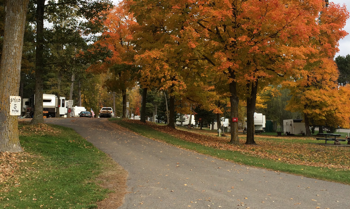 Photo Gallery Trout Lake Rv Park And Campground