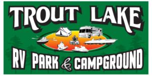 Trout Lake RV Park and Campground logo